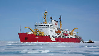 CCGS Amundsen - CCGS Amundsen