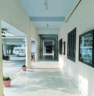 College of Engineering Karunagappally - CEK Corridor