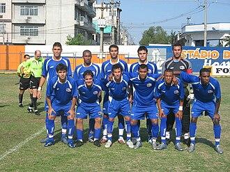 Centro de Futebol Zico Sociedade Esportiva - Team photo from the 2007 season