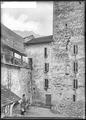 CH-NB - Chillon, Château, Courtine intérieure, vue partielle - Collection Max van Berchem - EAD-9381.tif