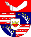 COA bishop AT Firmian Leopold Ernst.png