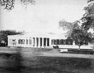 National Museum of Indonesia - The museum in the late 19th century, known as Het museum van het Koninklijk Bataviaasch Genootschap van Kunsten en Wetenschappen