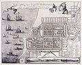COLLECTIE TROPENMUSEUM Plattegrond voorstellende Batavia anno 1652 TMnr 1161-4.jpg