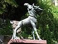 C Milles Millesgarden Alg statue.jpg