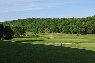 Cacapon Resort State Park - Image: Cacapon Resort State Park Golf Course