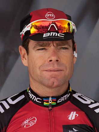 Cadel Evans - Evans at the 2012 Critérium du Dauphiné