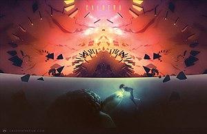 Caldera (film) - Official poster