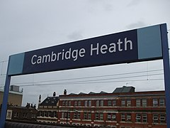 Cambridge Heath stn signage.JPG