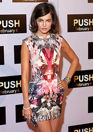 Push (2009 film) - Camilla Belle at the film's premiere