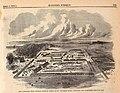 Camp Douglas, Chicago, Harper's Weekly April 5, 1862.jpg