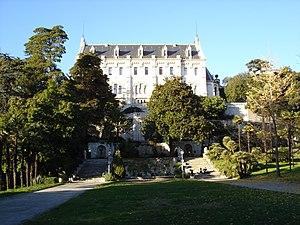 University of Nice Sophia Antipolis - Château de Valrose.