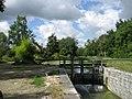 Canal d'Orléans, écluse de Marchais Clair. Chevillon-sur-Huillard, France. - panoramio.jpg