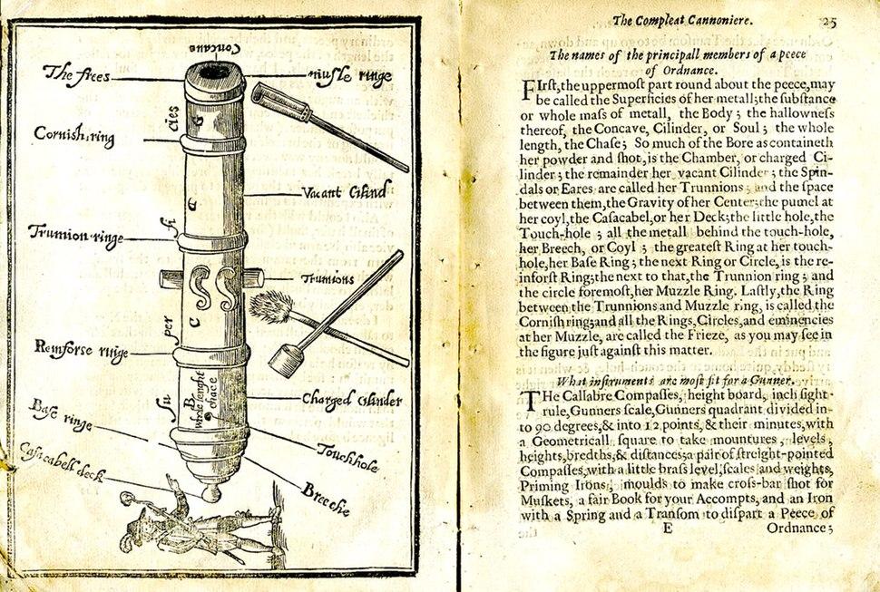 Cannoniere 1652