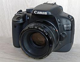 canon eos 550d wikipedia rh nl wikipedia org Newest Canon Camera Canon Camera at Walmart
