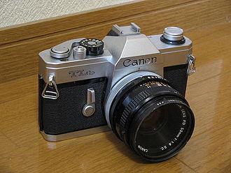 Canon TLb - Canon TLb