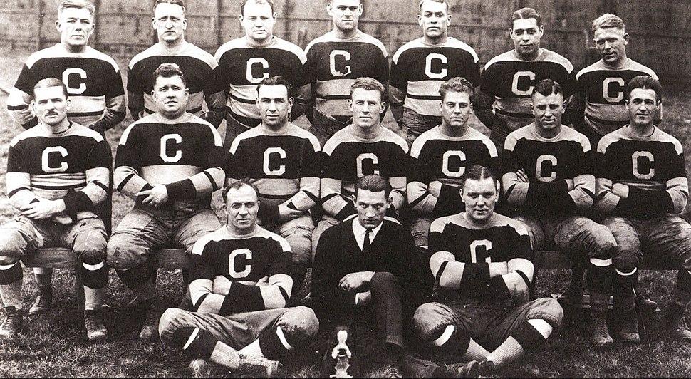 Canton bulldogs 1923