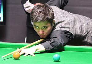 Cao Yupeng - Paul Hunter Classic 2016