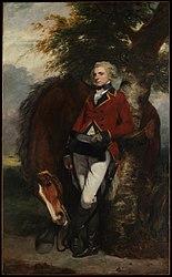 Joshua Reynolds: Captain George K. H. Coussmaker