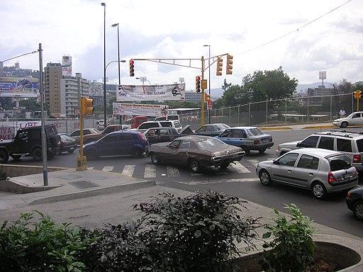 Caracas Traffic