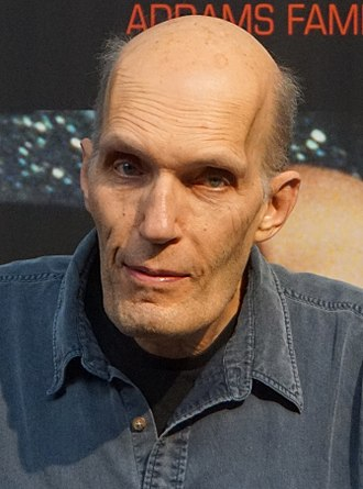 Carel Struycken - Carel Struycken at the March 2016 Brussels Comic-Con.