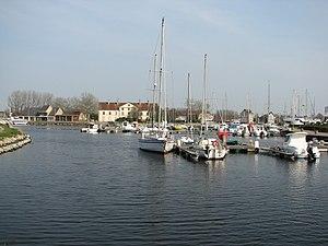 Carentan - Port