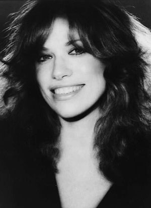 Carly Simon - Simon's 1970s publicity photo