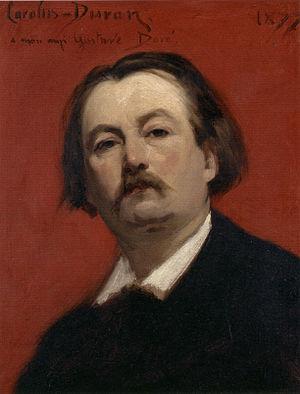 Gustave Doré - Doré by Carolus-Duran (1877)
