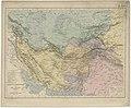 Carte d'Asie occidentale Perse, Afghanistan, Turkestan.jpg