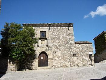 Casa Museo de Francisco Pizarro en Trujillo, España
