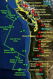 Mendocino Fracture Zone A fracture zone and transform boundary off the coast of Cape Mendocino in far northern California