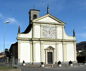 Caslano - Church of San Cristoforo