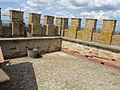 Castello sonnino, torre, sommità 02.JPG