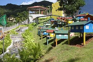 Adjuntas, Puerto Rico - Castillo de los Niños