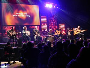 """Lifesong (song) - """"Lifesong"""" became Casting Crowns' third number-one single on the Billboard Hot Christian Songs chart."""
