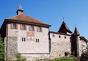 Kyburg (castle) - Schloss Kyburg