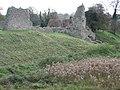 Castle ruins - geograph.org.uk - 609366.jpg
