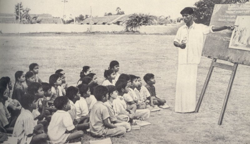 Catechism-Madras Presidency Village