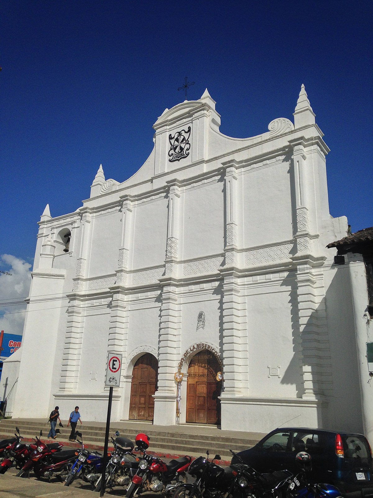 Catedral de Santo Domingo de Guzmán (Cobán) - Wikipedia