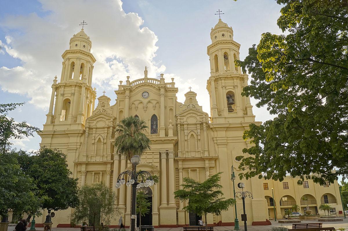 File Catedral De La Asunción En Hermosillo Sonora México