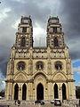 Cathédrale Sainte-Croix Orléans façade.JPG