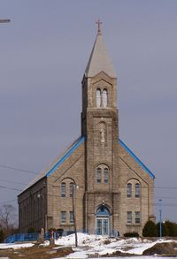 St. Mary's Catholic Church, Otis
