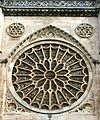 Cathedral of León - Rosette on the west facade.JPG