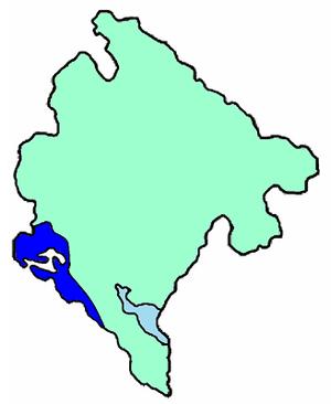 Roman Catholic Archdiocese of Bar - Image: Catholic Church Montenegro