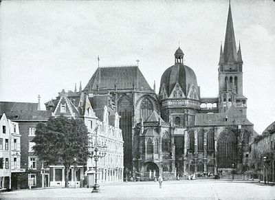Catholic Encyclopedia - The Cathedral, Aachen.jpg