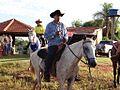 Cavalgada em Santa Rita do Pardo-MS Cowboy.JPG