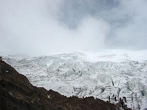 Cayambe (volcano) - Cayambe Volcano