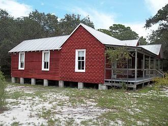 Cedar Key Museum State Park - The Whitman House
