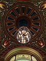 Ceiling outside of Hollander Room in Masonic Hall.jpg