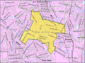 Census Bureau map of Ridgewood, New Jersey.png