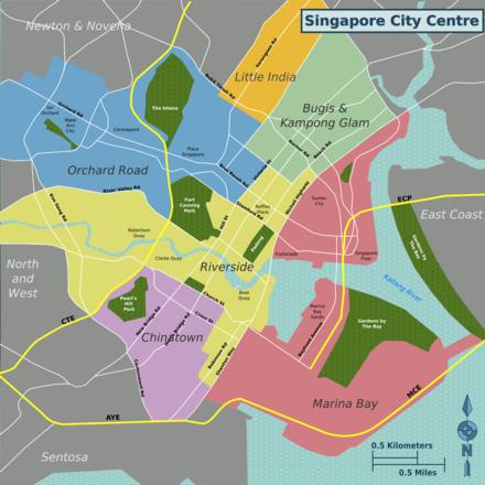 Singapour Wikivoyage Le Guide De Voyage Et De Tourisme